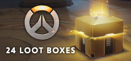 Overwatch 24 Loot Boxes