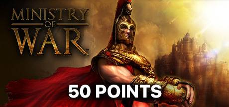 Ministry Of War   50 Points
