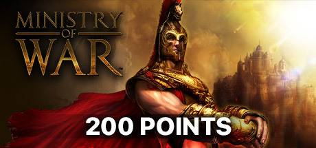 Ministry Of War   200 Points