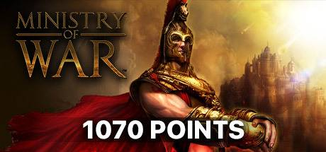 Ministry Of War   1070 Points