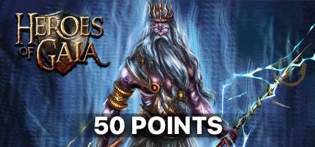 Heroes Of Gaia   50 Points