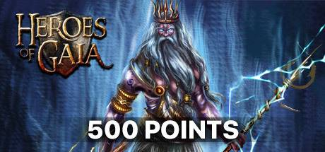 Heroes Of Gaia   500 Points