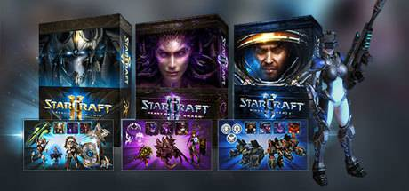 StarCraft 2 - Campaign Collection Digital Deluxe Edition