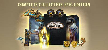 World Of Warcraft Complete Collection Epic Edition